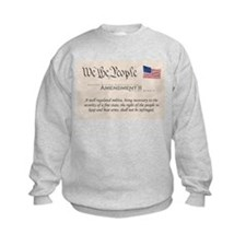Amendment II w/Flag Sweatshirt