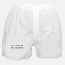 Underwriter In Training Boxer Shorts