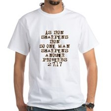 Proverbs 27:17 Shirt
