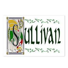 Sullivan Celtic Dragon Postcards (Package of 8)