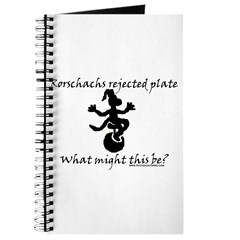 Rorschachs Rejected Plate 7 Journal