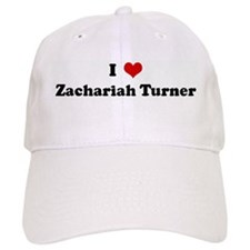 I Love Zachariah Turner Baseball Cap