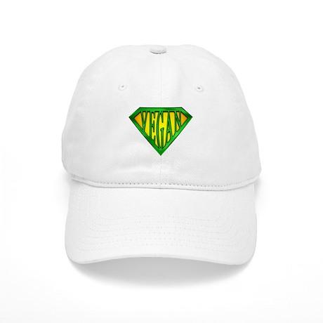 SuperVegan(Green) Cap