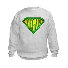 SuperVegan(Green) Sweatshirt