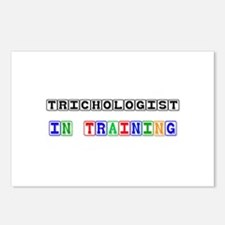 Trichologist In Training Postcards (Package of 8)