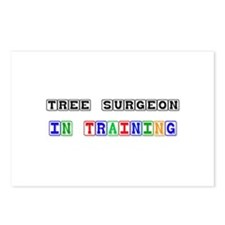 Tree Surgeon In Training Postcards (Package of 8)