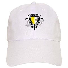 Stylish Vatican City Baseball Cap
