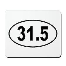 31.5 Mousepad