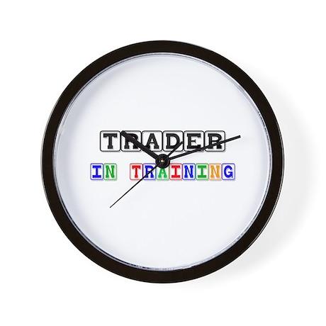 Trader In Training Wall Clock