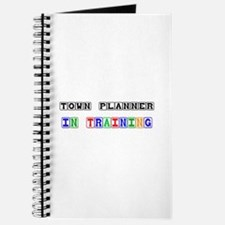Town Planner In Training Journal