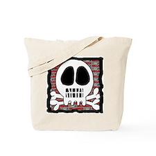 Skull or Skeleton Tote Bag