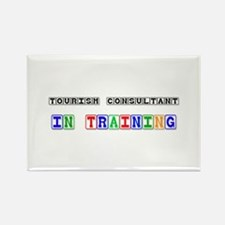 Tourism Consultant In Training Rectangle Magnet