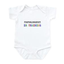 Topologist In Training Infant Bodysuit