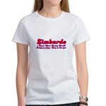 Zimbardo For Sheriff Women's T-Shirt