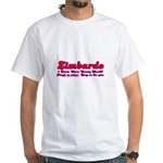 Zimbardo For Sheriff White T-Shirt