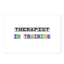Therapist In Training Postcards (Package of 8)