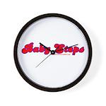 Baby Steps Wall Clock
