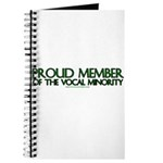 Proud Member of The Vocal Min Journal