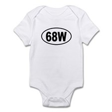 68W Infant Bodysuit