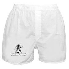 Polar Ice Monster Boxer Shorts