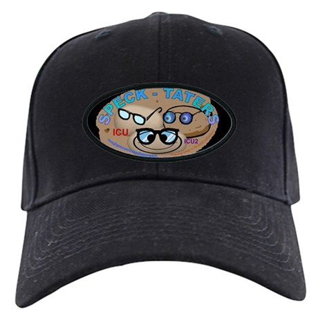 NEW! Speck-Tater Black Cap