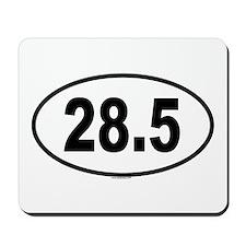 28.5 Mousepad