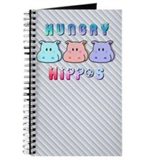 Hungry Hippo's Journal