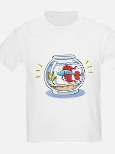 Beta Fighting Fish T-Shirt