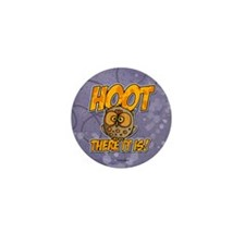 Hoot there it is! Mini Button