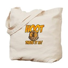 Hoot there it is! Tote Bag