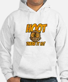 Hoot there it is! Hoodie