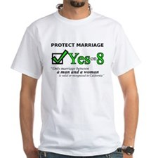 Yes on 8 Shirt