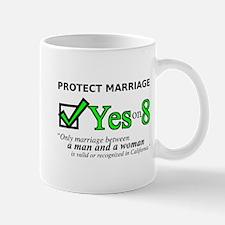 Yes on 8 Mug
