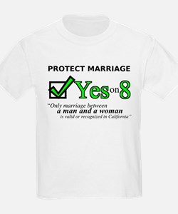 Yes on 8 T-Shirt