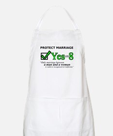 Yes on 8 BBQ Apron