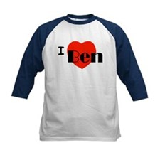 I Love Ben Tee