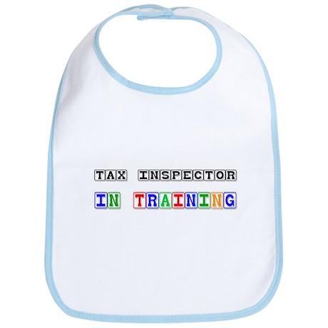 Tax Inspector In Training Bib