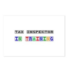 Tax Inspector In Training Postcards (Package of 8)