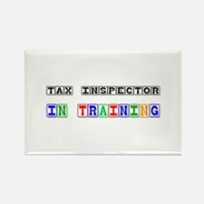 Tax Inspector In Training Rectangle Magnet
