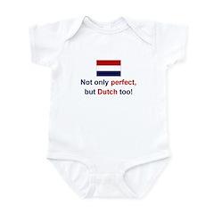 Perfect Dutch Infant Bodysuit