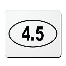 4.5 Mousepad