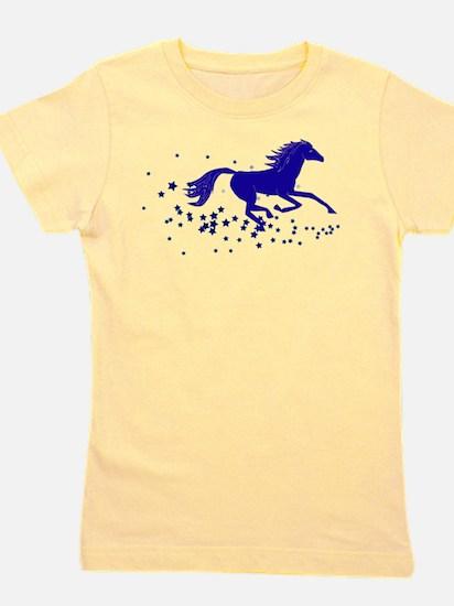 Blue Stars Pony T-Shirt