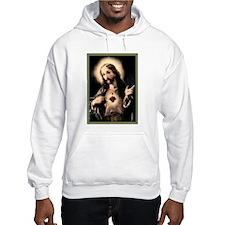 Sacred Heart of Jesus Hoodie