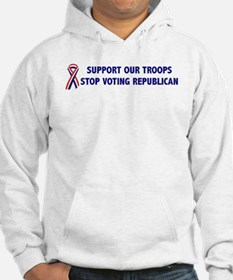Support Our Troops! Hoodie