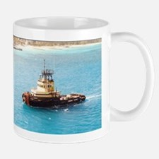 Harbor Tugboat, Mug