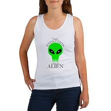 I was an Alien Women's Tank Top
