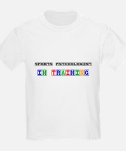 Sports Psychologist In Training T-Shirt