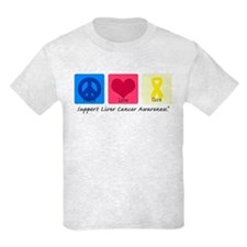 Peace Love Cure LC T-Shirt