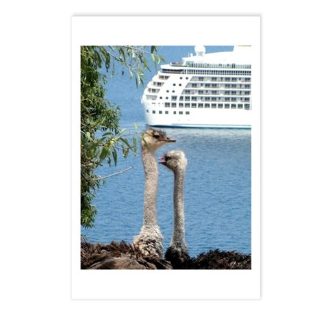 Hydra-Greece Postcards (Package of 8)