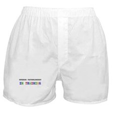 Speech Pathologist In Training Boxer Shorts